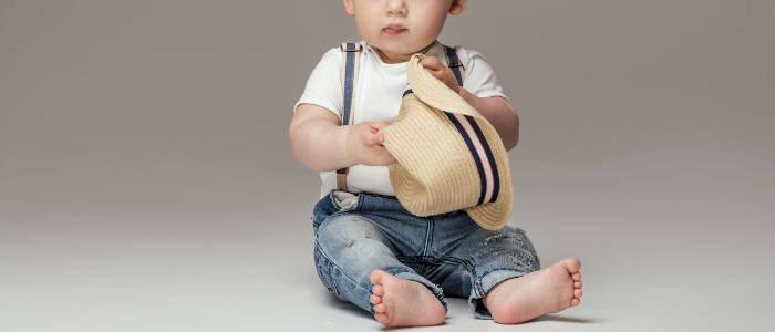 habiller bébé avec style