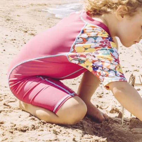danger UV enfant