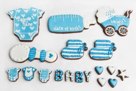 biscuits faire-part naissance